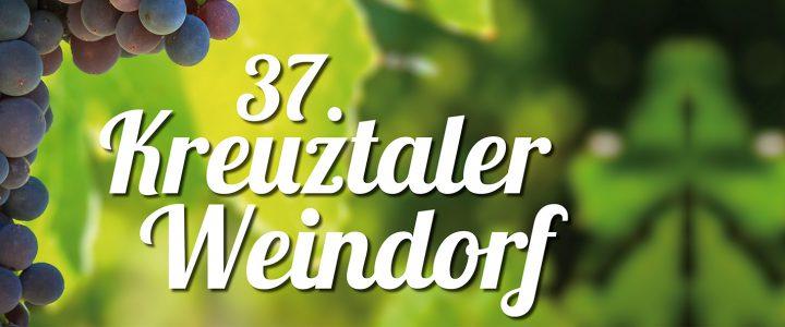 37. Kreuztaler Weindorf