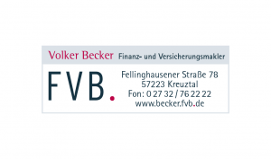 Finanzberater Volker Becker